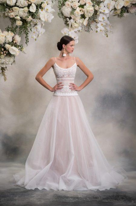 Yuka Wedding Dress from the Anna Georgina Inca Lily 2018 Bridal Collection