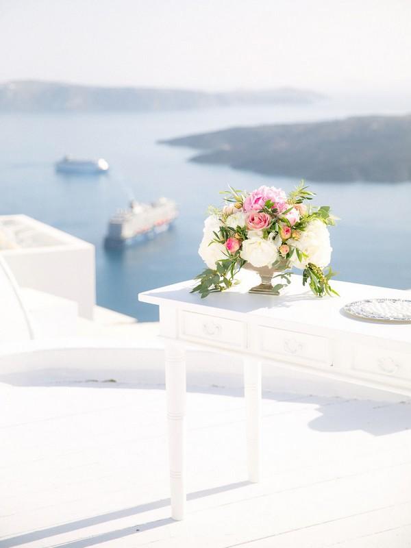 21b - Beautiful Elopement in Santorini