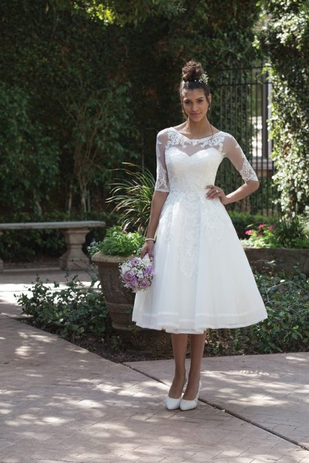 4000 Wedding Dress from the Sincerity Bridal SS18 Collection