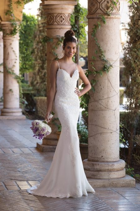 4002 Wedding Dress from the Sincerity Bridal SS18 Collection