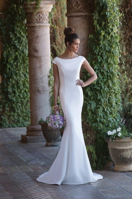 4007 Wedding Dress from the Sincerity Bridal SS18 Collection