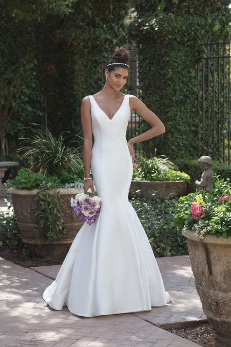 4008 Wedding Dress from the Sincerity Bridal SS18 Collection