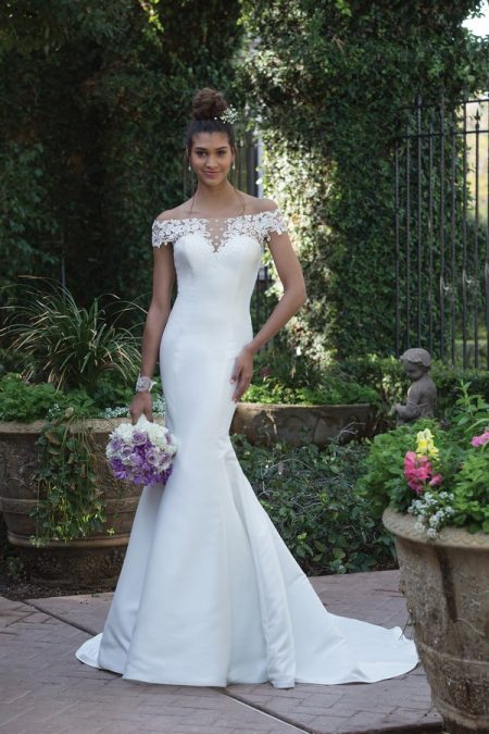 4010 Wedding Dress from the Sincerity Bridal SS18 Collection