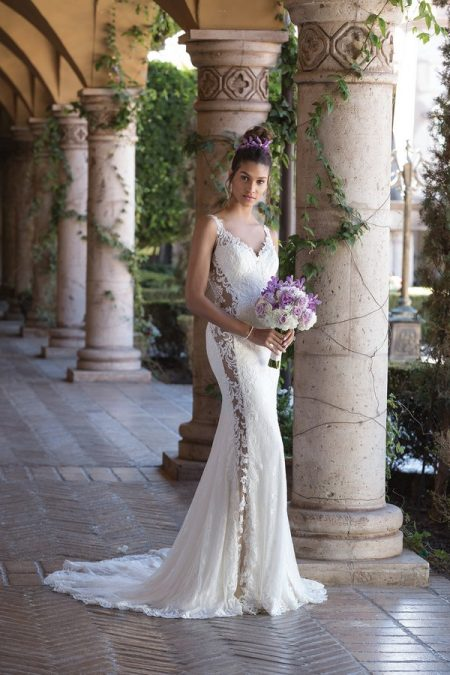 4011 Wedding Dress from the Sincerity Bridal SS18 Collection