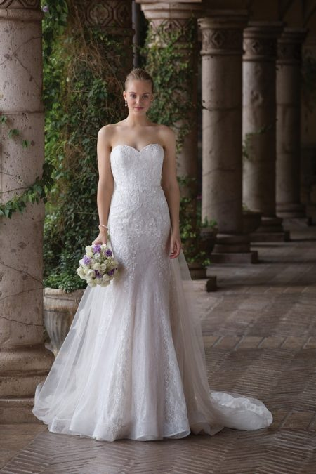 4020 Wedding Dress from the Sincerity Bridal SS18 Collection