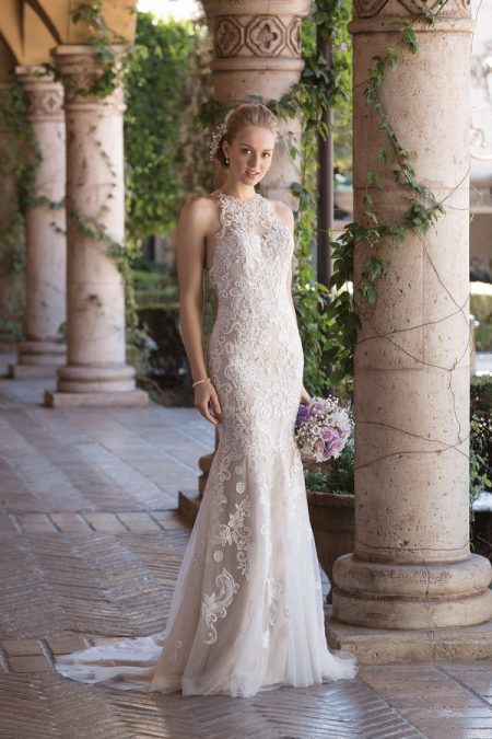 4027 Wedding Dress from the Sincerity Bridal SS18 Collection
