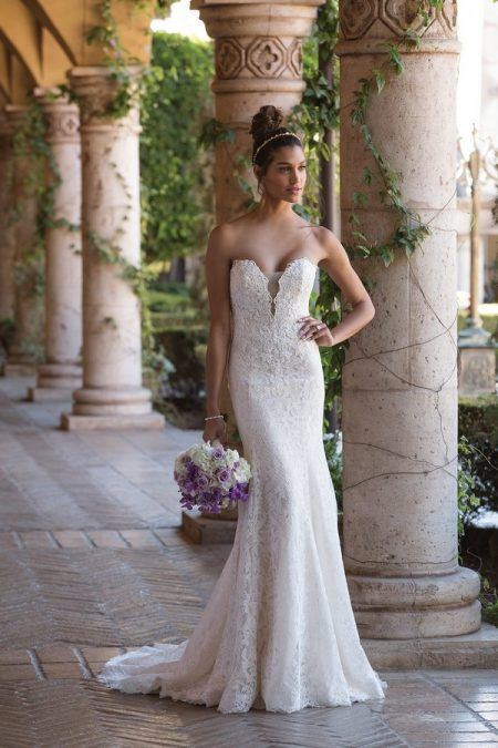 4029 Wedding Dress from the Sincerity Bridal SS18 Collection