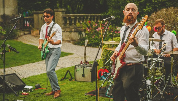 TFI Britpop wedding band