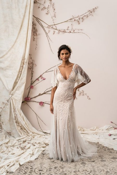 9890 Wedding Dress from the Justin Alexander Signature Spring/Summer 2018 Bridal Collection