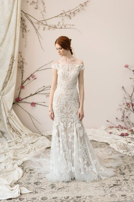 9891 Wedding Dress from the Justin Alexander Signature Spring/Summer 2018 Bridal Collection