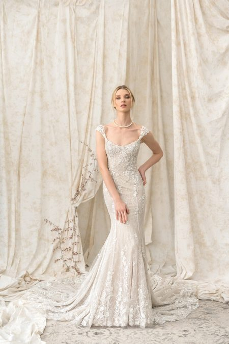 9893 Wedding Dress from the Justin Alexander Signature Spring/Summer 2018 Bridal Collection