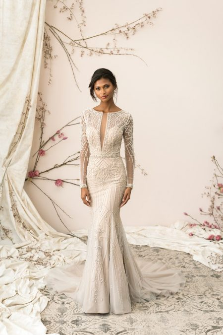9894 Wedding Dress from the Justin Alexander Signature SS18 Bridal Collection