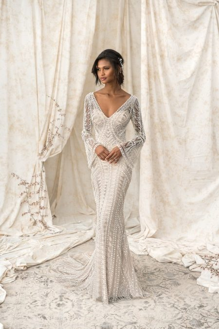 9896 Wedding Dress from the Justin Alexander Signature Spring/Summer 2018 Bridal Collection