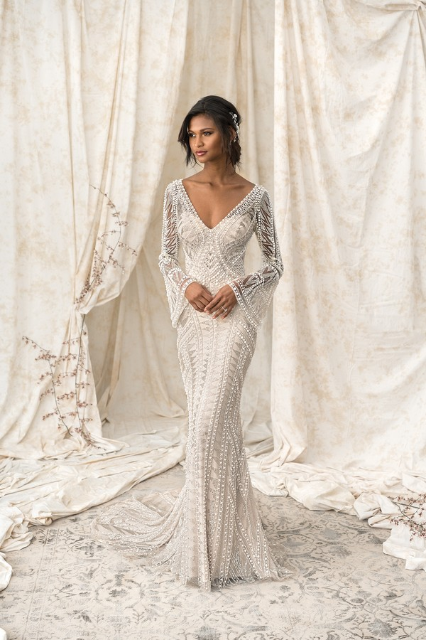 9896 Wedding Dress from the Justin Alexander Signature SS18 Bridal Collection