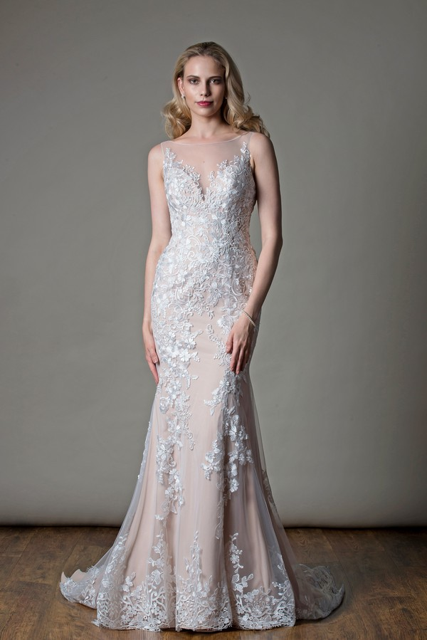 Alexandra Wedding Dress from the MiaMia Love Letters 2018 Bridal Collection