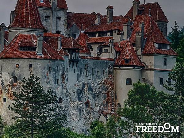Bran Castle in Bucharest Halloween Hen Party or Stag Do Idea