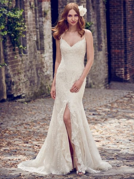 Calista Wedding Dress from the Maggie Sottero Emerald 2018 Bridal Collection