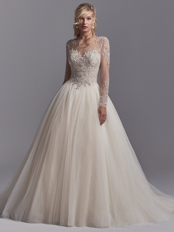 Calvin Wedding Dress from the Sottero and Midgley Khloe 2018 Bridal Collection