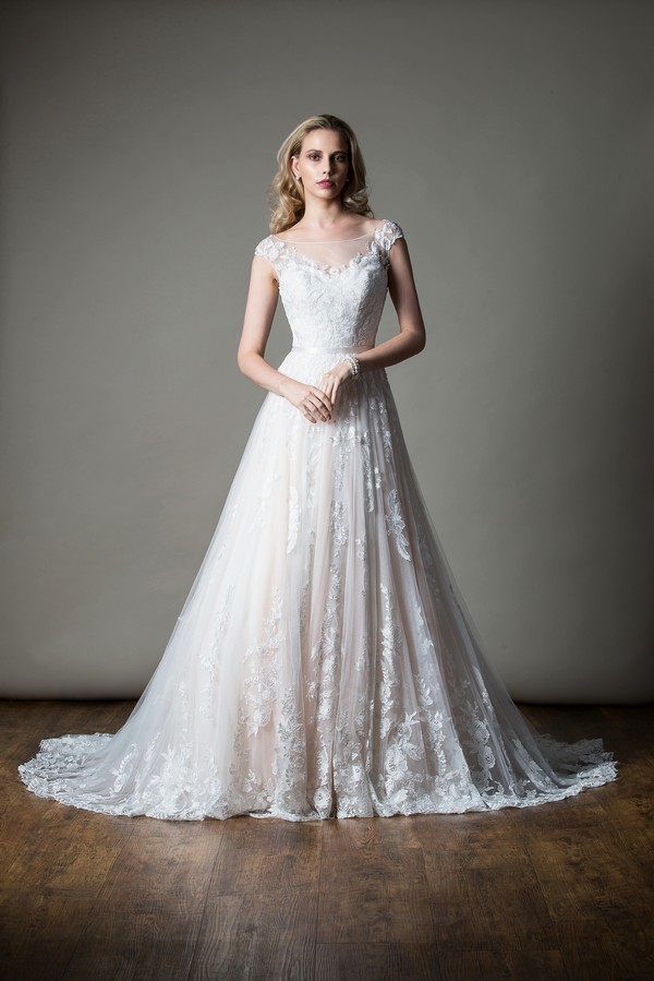Cassie Wedding Dress from the MiaMia Love Letters 2018 Bridal Collection