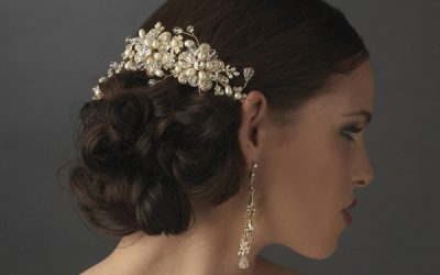 Choosing Gold Bridal Accessories and Jewellery