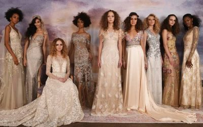 Claire Pettibone Vagabond 2018 Bridal Collection