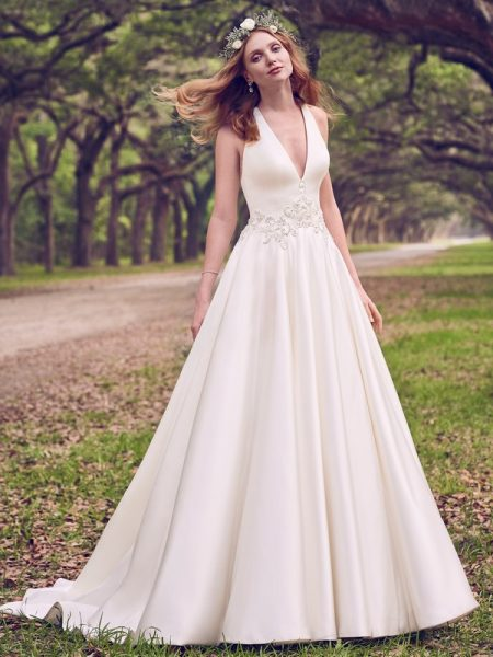 Corianne Wedding Dress from the Maggie Sottero Emerald 2018 Bridal Collection