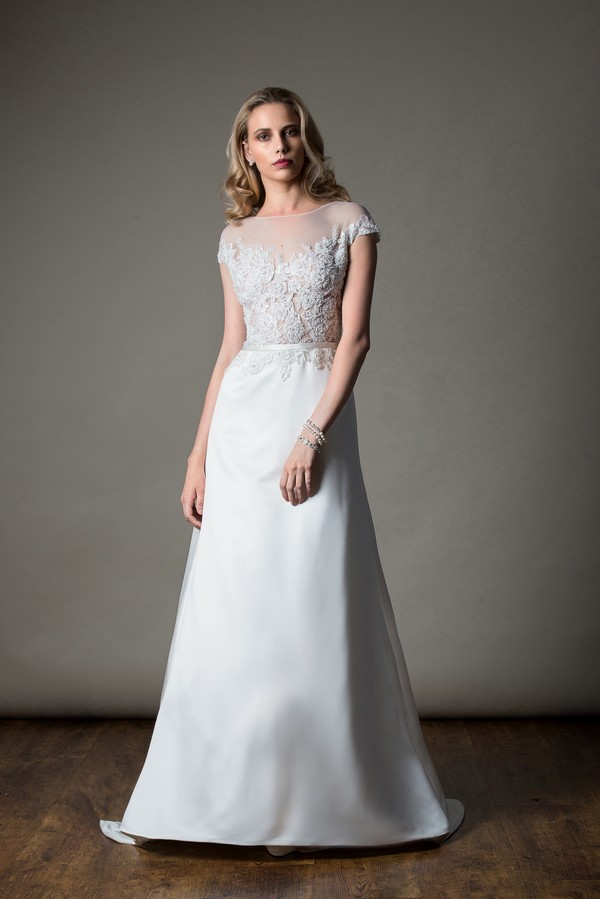 Dolly Wedding Dress from the MiaMia Love Letters 2018 Bridal Collection