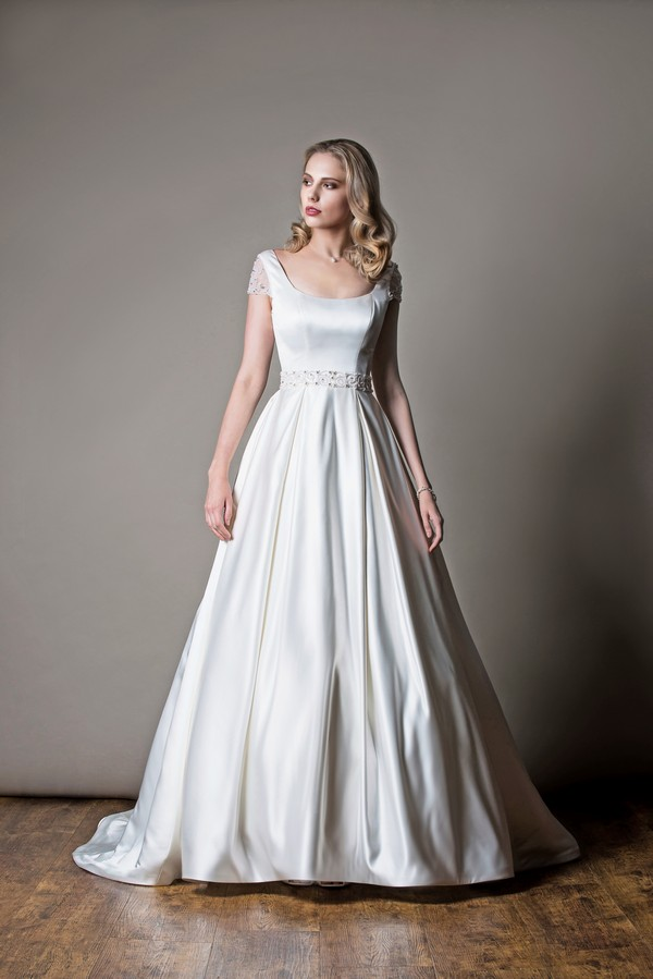Eda Wedding Dress from the MiaMia Love Letters 2018 Bridal Collection