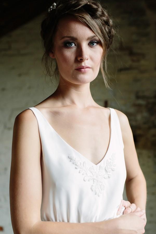 Ella Top from the Sienna Von Hildemar 2018 Bridal Collection