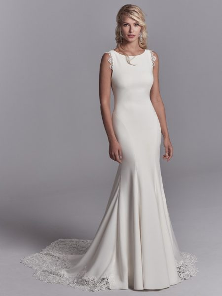 Elliott Wedding Dress from the Sottero and Midgley Khloe 2018 Bridal Collection