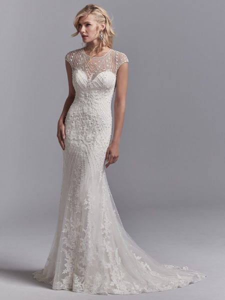 Grady Wedding Dress from the Sottero and Midgley Khloe 2018 Bridal Collection