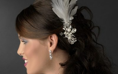 Great Gatsby Style Bridal Accessories