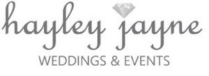 Hayley Jayne Weddings and Events Logo