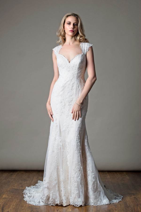 Jemima Wedding Dress from the MiaMia Love Letters 2018 Bridal Collection