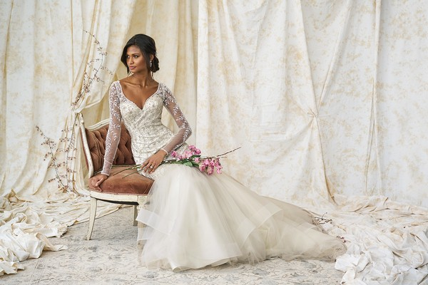 Justin Alexander Signature SS18 Bridal Collection - Style 9901
