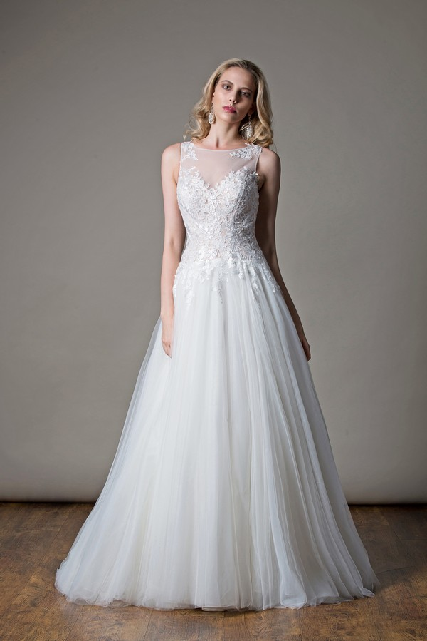 Kathleen Wedding Dress from the MiaMia Love Letters 2018 Bridal Collection