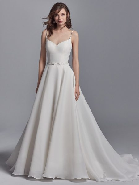 Kyle Wedding Dress from the Sottero and Midgley Khloe 2018 Bridal Collection