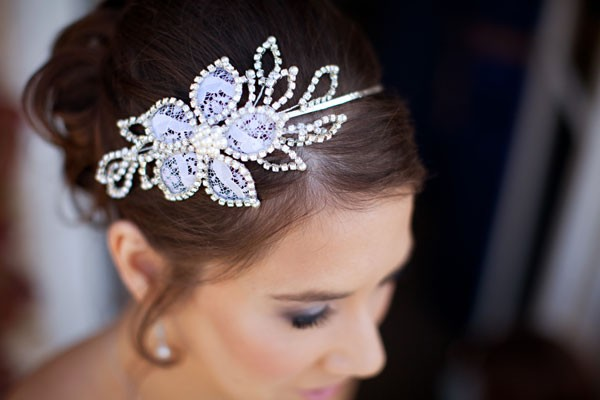 Lace Bridal Accessories