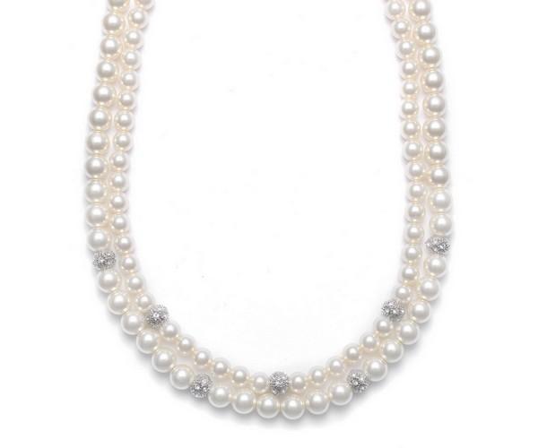 Leena Pearl Necklace
