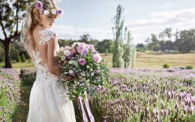 Lavender Boho Luxe Wedding Inspiration