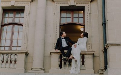 An Opulent Wedding at Centre for the Book, South Africa