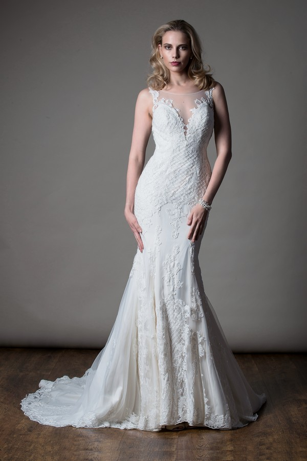 Maude Wedding Dress from the MiaMia Love Letters 2018 Bridal Collection