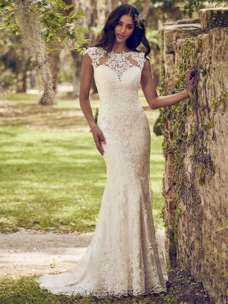 Nori Wedding Dress from the Maggie Sottero Emerald 2018 Bridal Collection