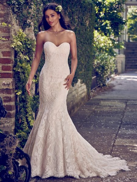 Philomena Wedding Dress from the Maggie Sottero Emerald 2018 Bridal Collection