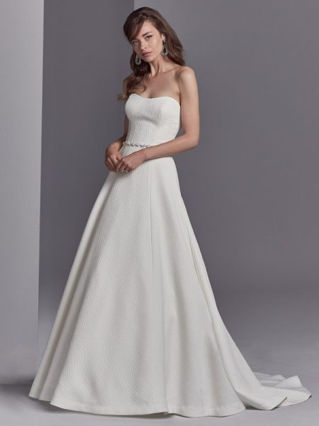 Princeton Wedding Dress from the Sottero and Midgley Khloe 2018 Bridal Collection
