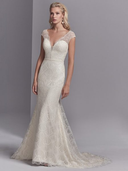 Ramira Wedding Dress from the Sottero and Midgley Khloe 2018 Bridal Collection