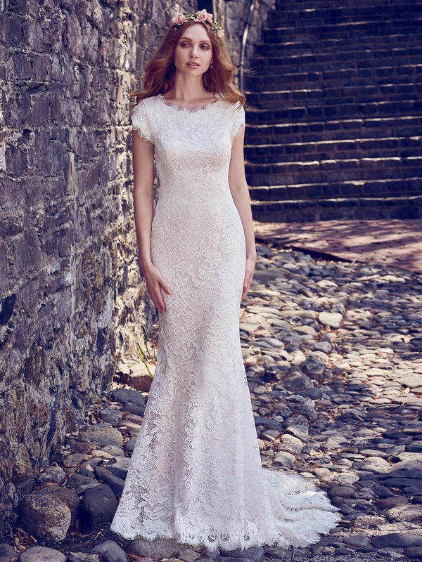 Raylene Wedding Dress from the Maggie Sottero Emerald 2018 Bridal Collection