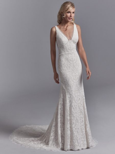 Regan Wedding Dress from the Sottero and Midgley Khloe 2018 Bridal Collection