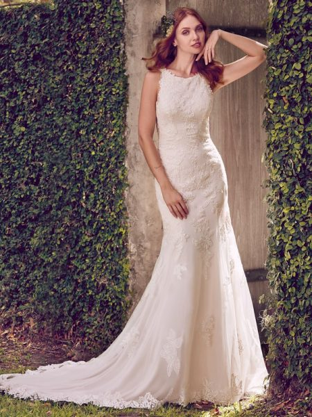 Rhonda Wedding Dress from the Maggie Sottero Emerald 2018 Bridal Collection
