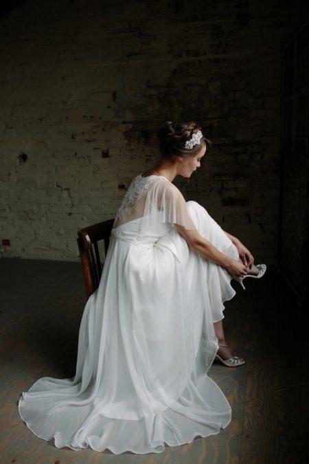 Rose Wedding Dress from the Sienna Von Hildemar 2018 Bridal Collection